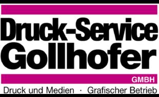 Logo von Druck Service Gollhofer GmbH