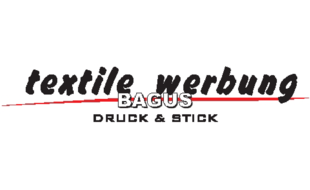 Logo von BAGUS Textile Werbung GmbH