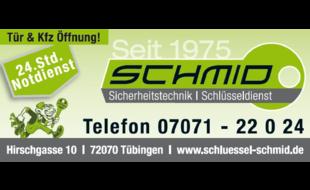 Schlüsseldienst und Sicherheitstechnik Schmid Inh. F. Stiller