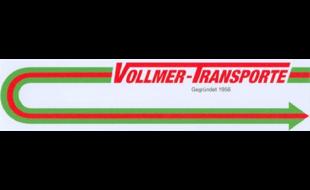 Logo von Vollmer-Transporte OHG