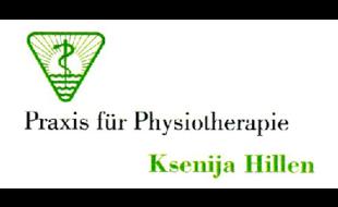 Praxis für Physiotherapie Hillen Ksenija