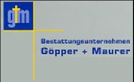 Bild zu Bestattungsunternehmen Göpper + Maurer in Sindelfingen