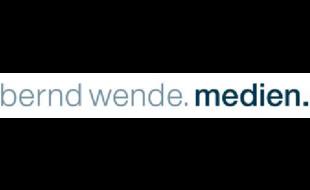 Logo von Bernd Wende. Medien.