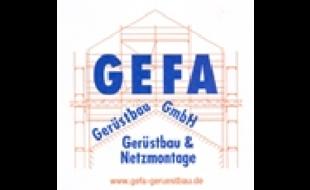 Logo von GEFA Gerüstbau GmbH