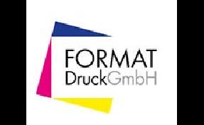Logo von Format Druck GmbH