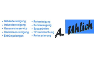 Bild zu A. Uhlich GmbH in Horrheim Gemeinde Vaihingen an der Enz