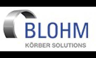 Logo von Blohm Jung GmbH Göppingen