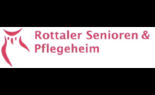Logo von Rottaler Senioren- und Pflegeheim GmbH