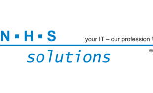 NHS Solutions - T. Sieg