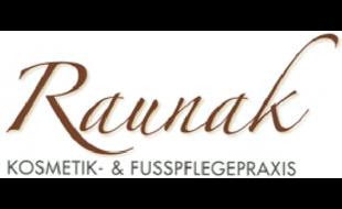 Logo von Raunak Kosmetik u. Fußpflege