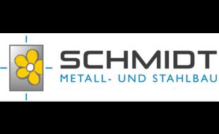 Logo von Schmidt Metall- und Stahlbau Schlosserei