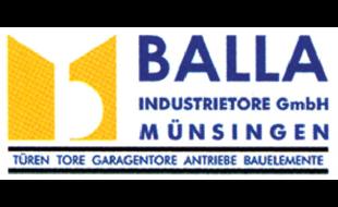 Logo von BALLA Industrietore