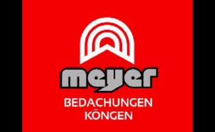 Logo von Dieter Meyer Bedachungen GmbH