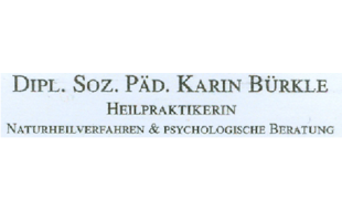Heilpraktikerin Bürkle Karin
