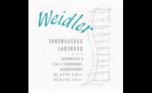 Logo von Weidler Innenausbau