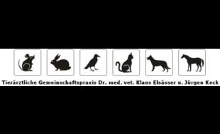 Logo von Elsässer Klaus Dr.med.vet. + Keck Jürgen