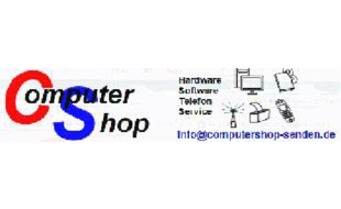 Computershop Senden, Hardware, Software, Telefon, Service
