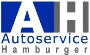 Logo von Autoservice Hamburger