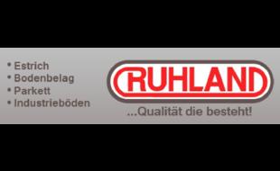 Bild zu Ruhland Fußbodenbau GmbH in Mondfeld Stadt Wertheim