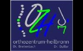 Breitenbach Peter Dr.med. & Dußler Eberhard Dr.med.  Orthozentrum Heilbronn