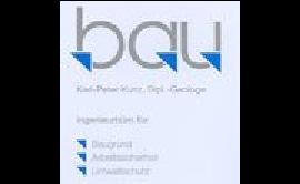 Logo von b.a.u. Karl-Peter Kunz