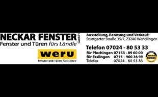 Bild zu Neckar Fenster GmbH in Wendlingen am Neckar