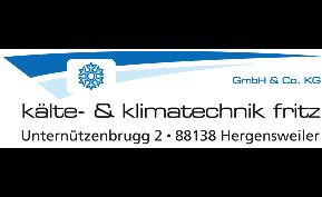 Logo von Kälte- und Klimatechnik Fritz GmbH & Co.KG