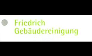 Logo von Friedrich Gebäudereinigung