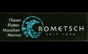 Logo von Rometsch Gerhard Fliesenfachgeschäft