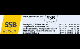 Bild zu SSB-Reisen in Stuttgart