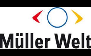 Logo von Augenoptik Müller-Welt Contactlinsen GmbH