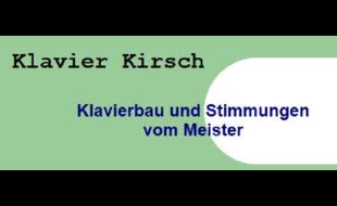 Klavier-Kirsch Klavierbaumeister