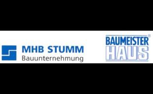 Logo von MHB STUMM Bauunternehmung GmbH