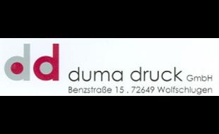 Logo von Duma Druck