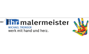Logo von Tronser Michael Ihr Malermeister
