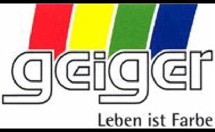 Logo von Geiger Dieter GmbH, Malerwerkstätte