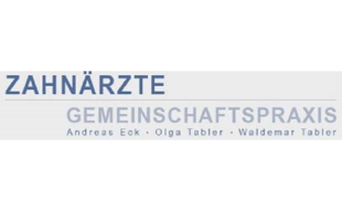 Eck Andreas, Tabler Olga, Tabler Waldemar Zahnärzte