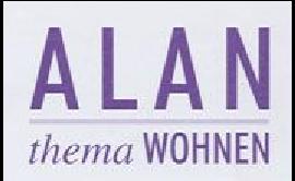 Logo von ALAN themaWOHNEN GmbH