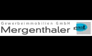Logo von Gewerbeimmobilien GmbH Mergenthaler