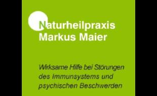 Logo von Heilpraxis Markus Maier Bad Friedrichshall