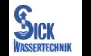 Logo von Sick Peter Wassertechnik