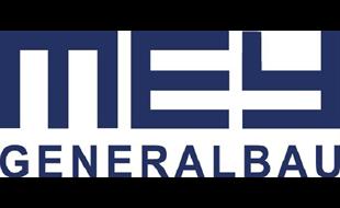 Logo von Mey Generalbau GmbH