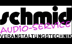 Logo von Schmid AUDIO-SERVCE