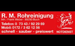 Rohrreinigung R. M.