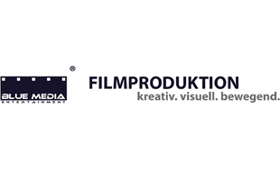 Logo von Blue Media Entertainment - Filmproduktion
