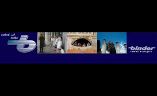 Logo von Binder Reisen GmbH