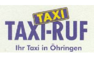 Logo von TAXI - RUF Öhringen UG