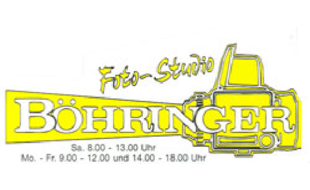 Logo von Böhringer Fotostudios