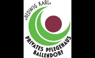 Logo von Privates Pflegehaus Ballendorf GmbH