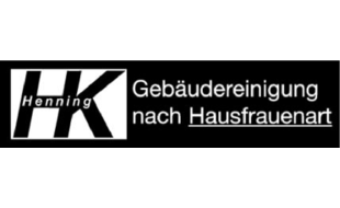 Logo von Henning HK - Gebäudereinigung nach Hausfrauenart